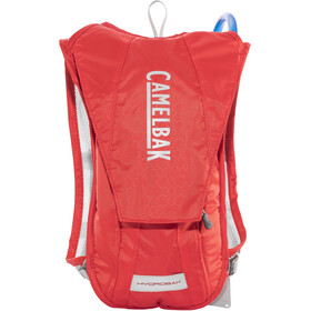 CamelBak HydroBak Hydration Pack 1,5l racing red/silver